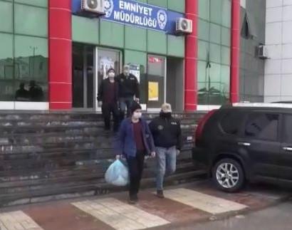 Van'da DEAŞ terör örgütü üyesi 2 kişi yakalandı