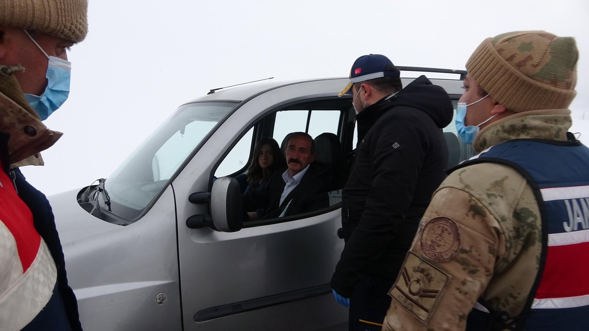 Ardahan'da 675 kişi ev karantinasında
