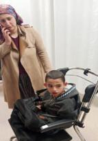 Elazığ'da kaybolan otizmli çocuk 20 saat sonra bulundu