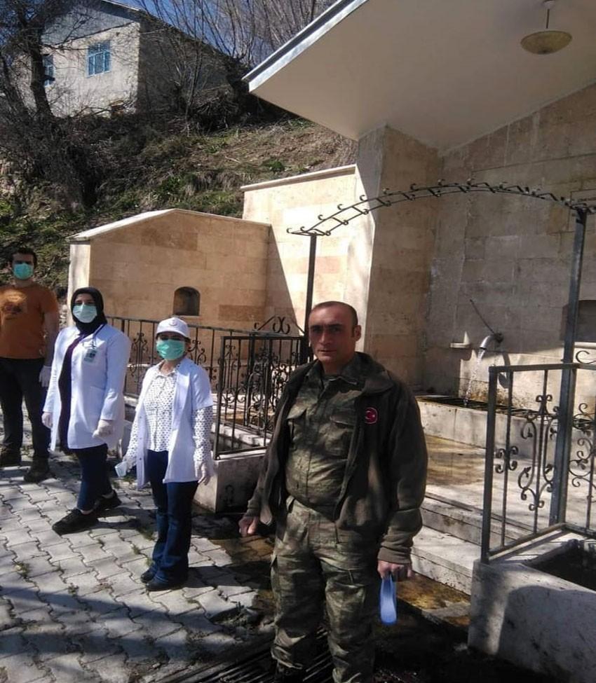 Matya'da bir mahalledeki karantina kaldırıldı