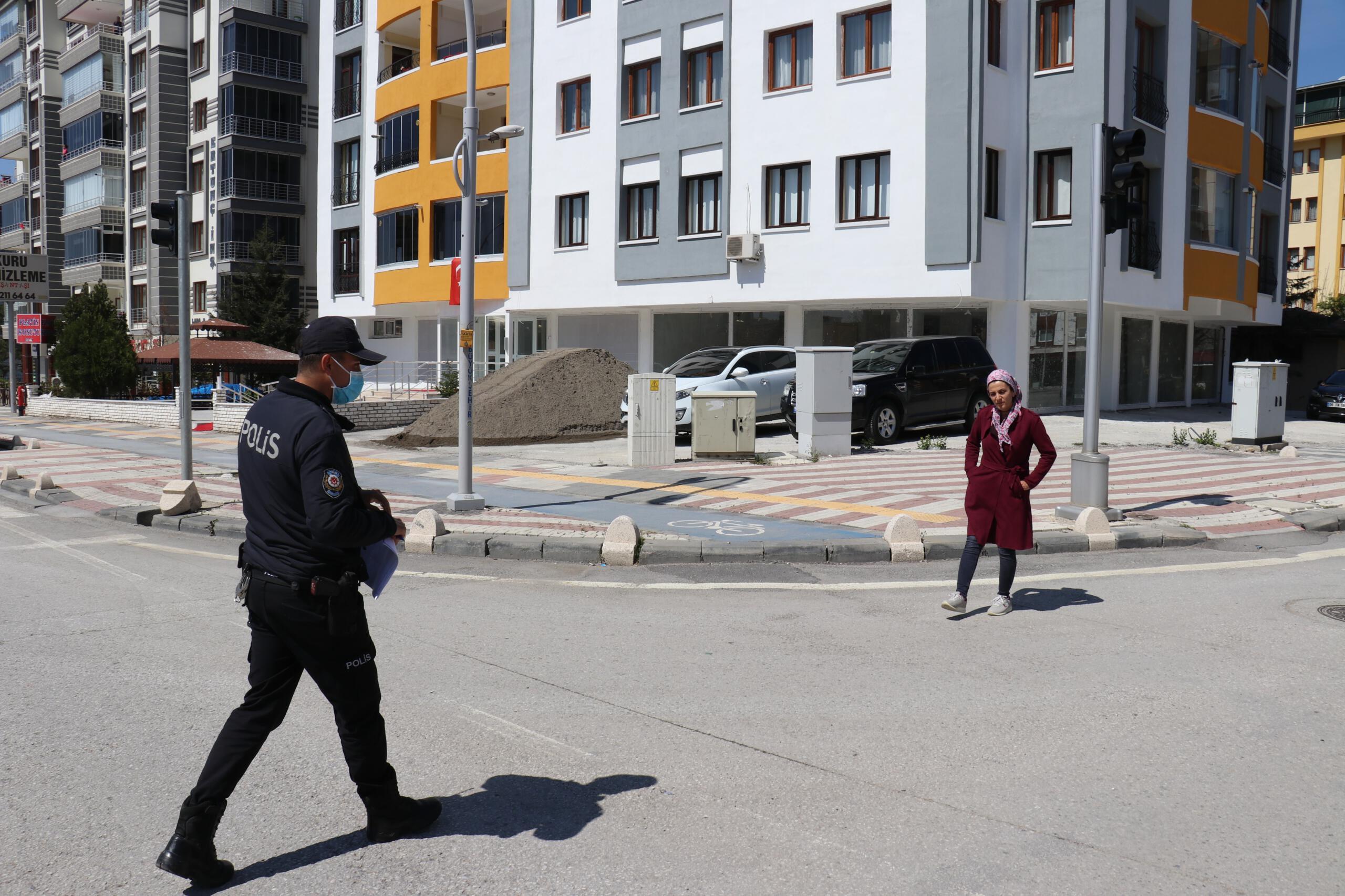 Malatya'da yasağa uymayanlara ceza