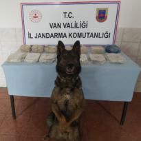 Van Çaldıran'da 15 kilo eroin ele geçirildi