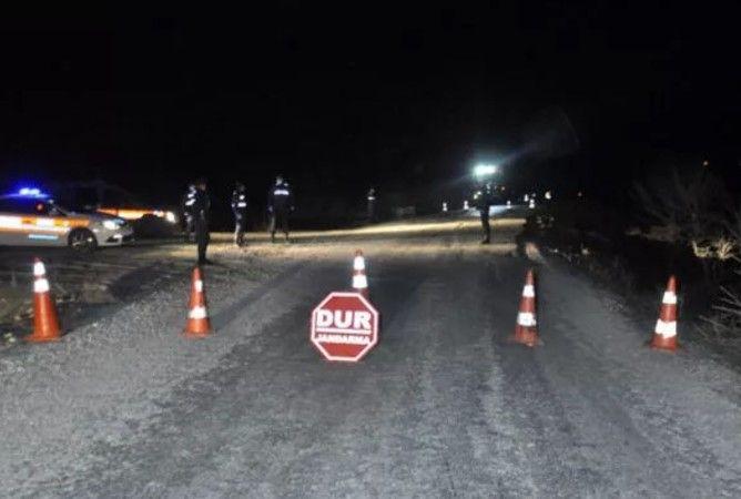 Kars'ta iki köy karantinaya alındı