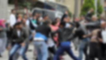 Hakkari'de kavga edenlere 'sosyal mesafe' cezası