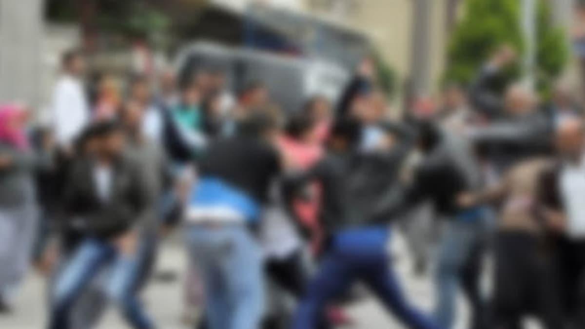 Kavga eden 6 kişiye 18 bin 900 lira ceza