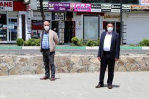 Bingöl de tedbirlere gönüllü uyuldu, sokaklar 65 yaş üstüne kaldı