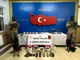Bingöl Jandarma Komutanlığı ndan Yayladere Kırköy Operasyonu
