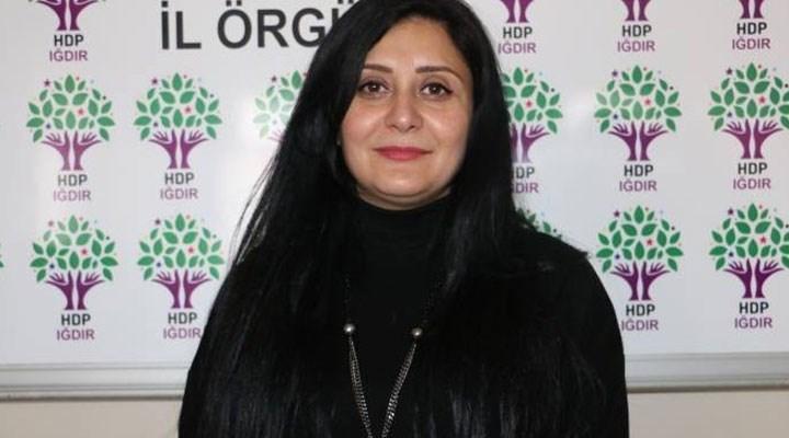 Iğdır Belediyesi Eş Başkanı Eylem Çelik, serbest bırakıldı