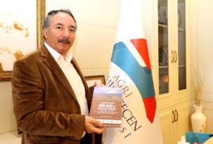 Uluslararası Ağrı Dağı ve Nuh un Gemisi Sempozyumu nun basılı kitabı bilim insanlarının hizmetine…