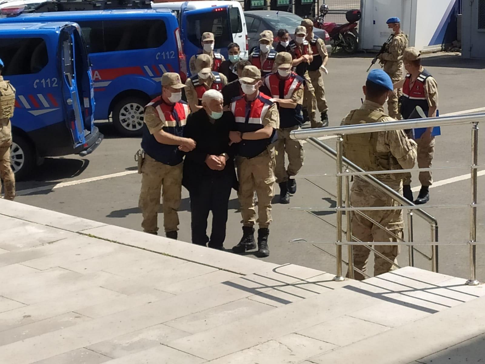Erzurum'da 5 kişinin öldüğü silahlı kavga olayında 2 kişi tutuklandı