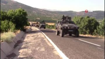Son dakika haberleri   Bingöl de Yıldırım-6 Karacehennem Operasyonu başlatıldı