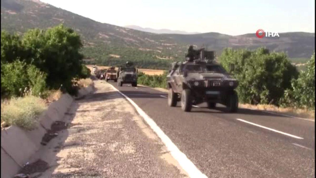 Son dakika haberleri | Bingöl de Yıldırım-6 Karacehennem Operasyonu başlatıldı