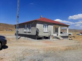 Yanan evi, devlet eliyle yenilendi