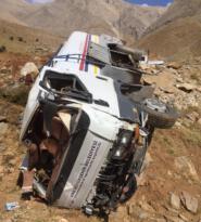 Van-Bahçesaray yolunda trafik kazası; 2 yaralı