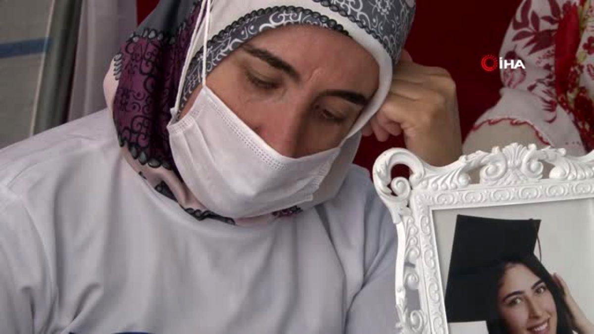 Acılı ailelerin HDP önünde başlattığı evlat nöbeti eylemi birinci yılına giriyor