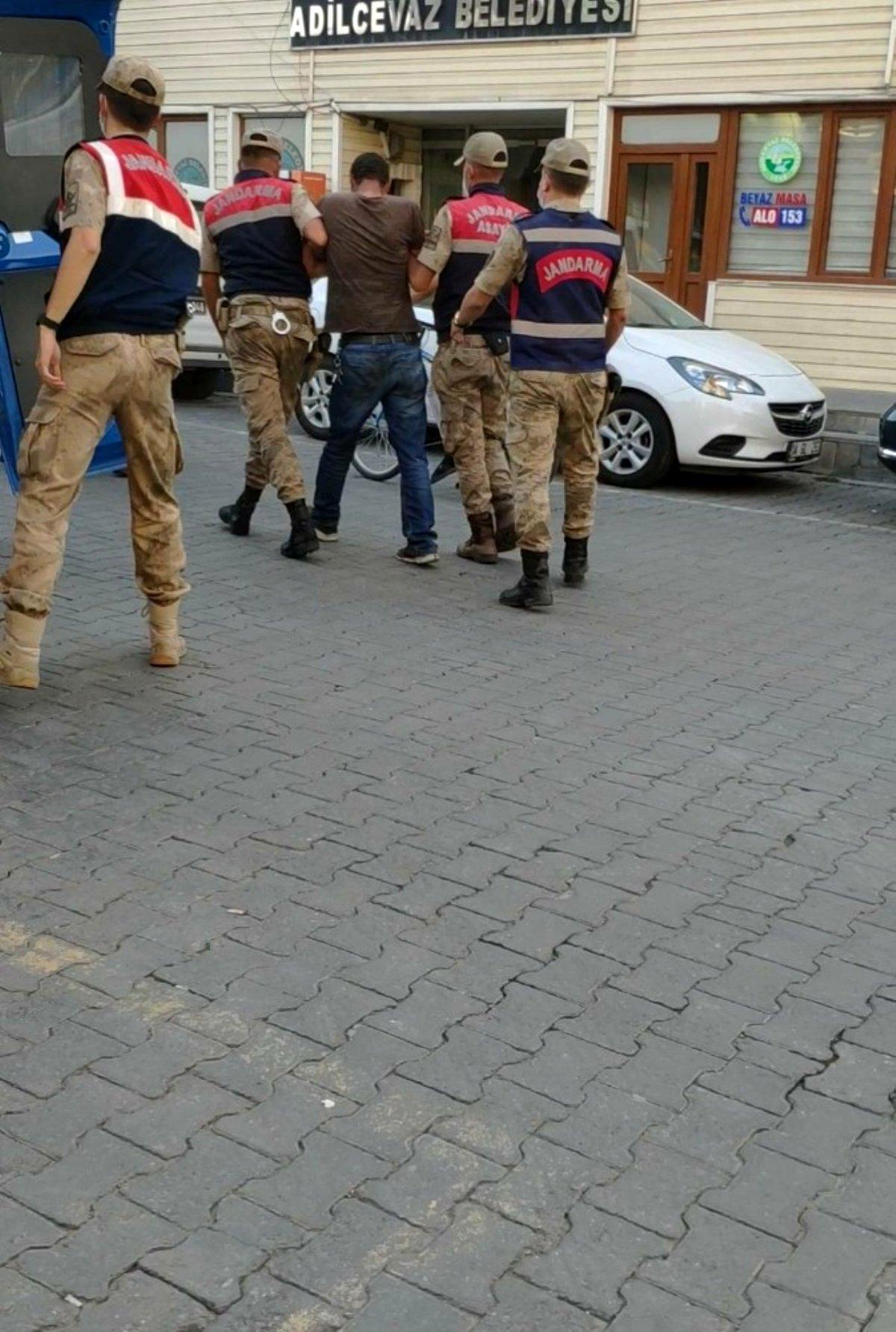 Bitlis te göçmen kaçakçılığı yapan 2 şüpheli suçüstü yakalandı