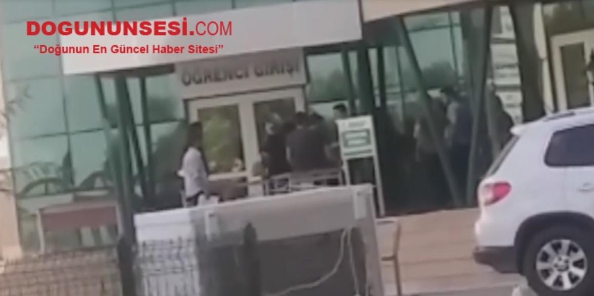 Iğdır'da Kpss'ye geç kalan kişi sınava alınmadı