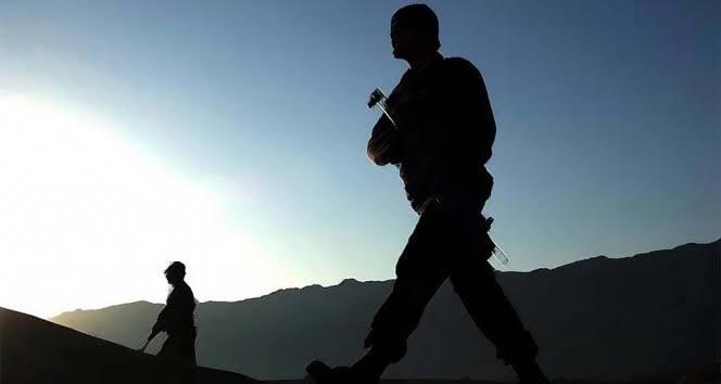 Gri kategoride aranan terörist Iğdır'da ölü olarak ele geçirildi