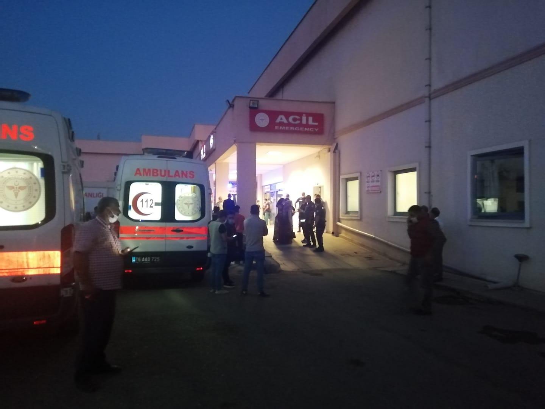Iğdır'da iki aile arasında çıkan silahlı kavgada 2'si ağır 9 kişi yaralandı