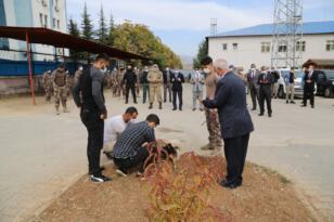 PÖH'ler dualarla Suriye'ye uğurlandı