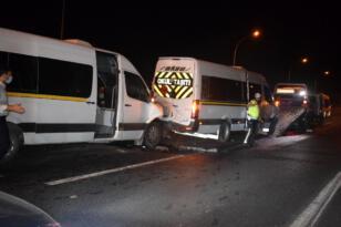 Son dakika haberi! Malatya da zincirleme kaza: 9 yaralı