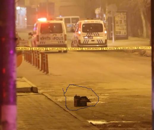 Iğdır'da bomba alarmı