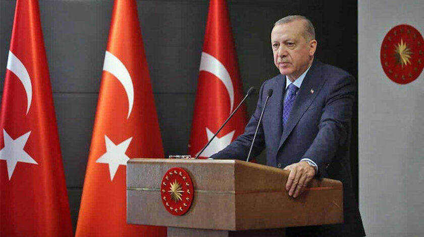 Cumhurbaşkanı Erdoğan'ın Kabine toplantısı sonrası açıklaması
