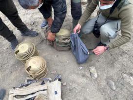 Kaçak keklik avına 26 bin 779 TL ceza