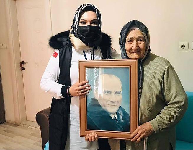 Latife ninenin Atatürk sevgisi görülmeye değer