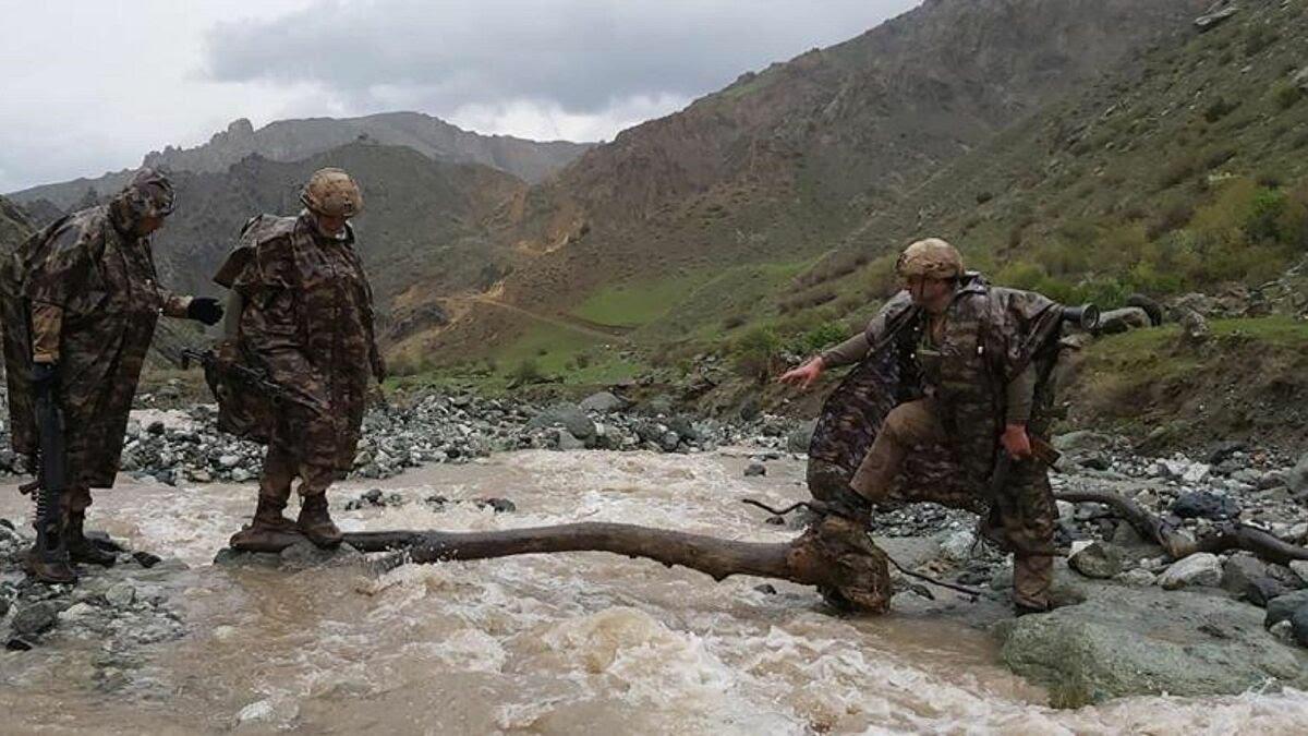 Ağrı, Iğdır, Kars ve Ardahan'da Eren-15 Ağrı Dağı-Çemçe Madur Operasyonu