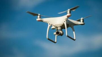 Elazığ'da kayıp 190 hayvan, 9 saatte dronla bulundu