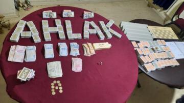 Kars'ta kumar oynayan 13 kişiye ceza!