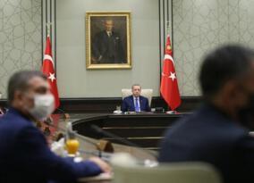 Gözler Erdoğan başkanlığında yapılacak kritik Kabine Toplantısında